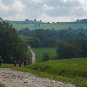 Plateau des Bornes